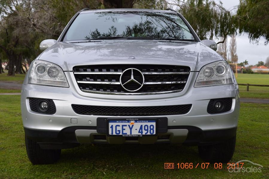 2006 mercedes benz ml 320 cdi wagon mercedes benz. Black Bedroom Furniture Sets. Home Design Ideas