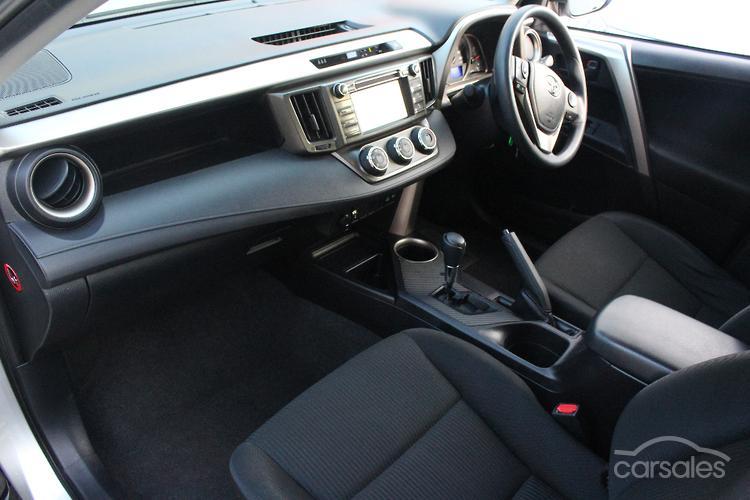 2015 Toyota Rav4 GX ASA44R
