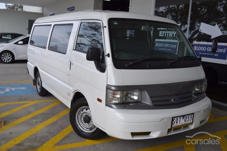 2004 Ford Econovan  JH