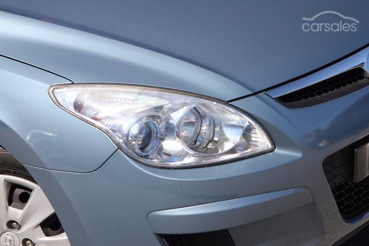 2008 Hyundai i30 SX Manual MY09