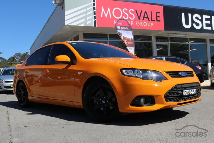 2013 Ford Falcon Xr6