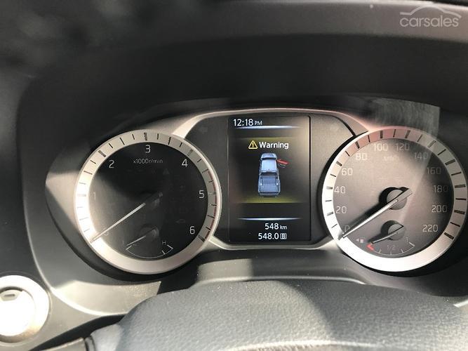 2016 Nissan Pathfinder ST R52