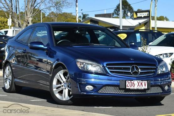 2009 Mercedes-Benz <br>CLC 200 KOMPRESSOR