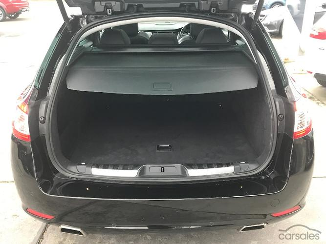 2012 Peugeot 508 GT HDi (No Series)