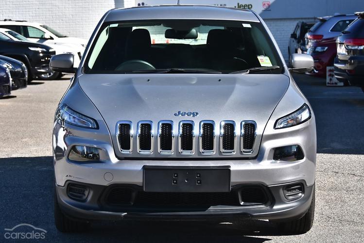 2016 Jeep Cherokee Sport Auto MY16