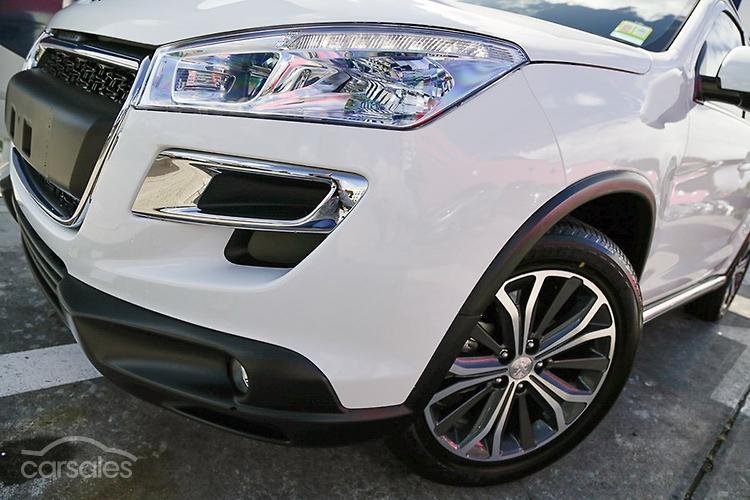 2016 Peugeot 4008 Active (No Series)
