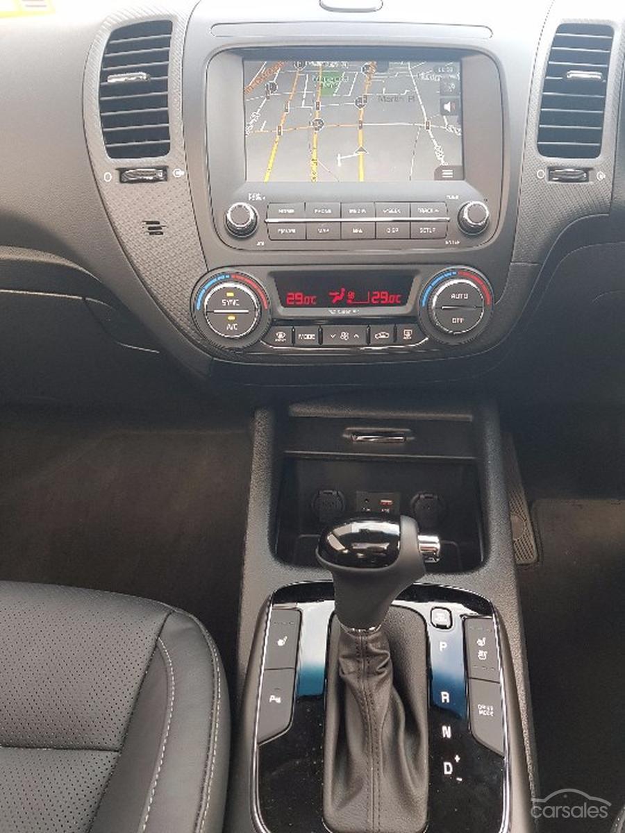 2017 Kia Cerato SLi YD