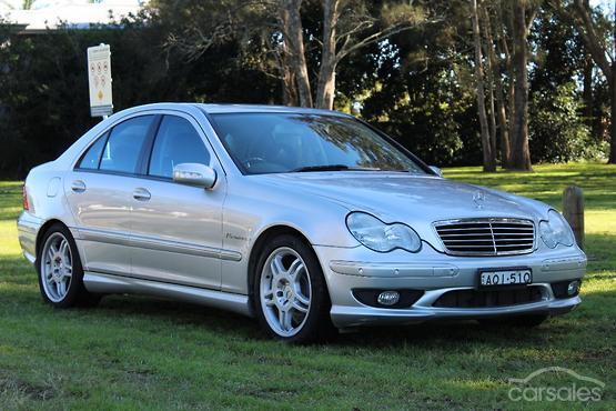 2003 Mercedes-Benz <br>C 32