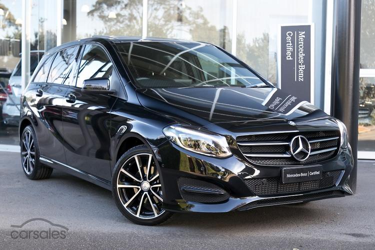 2017 Mercedes-Benz B 180 Hatch