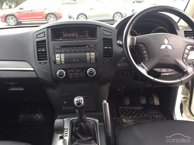 2013 Mitsubishi Pajero GLX NW