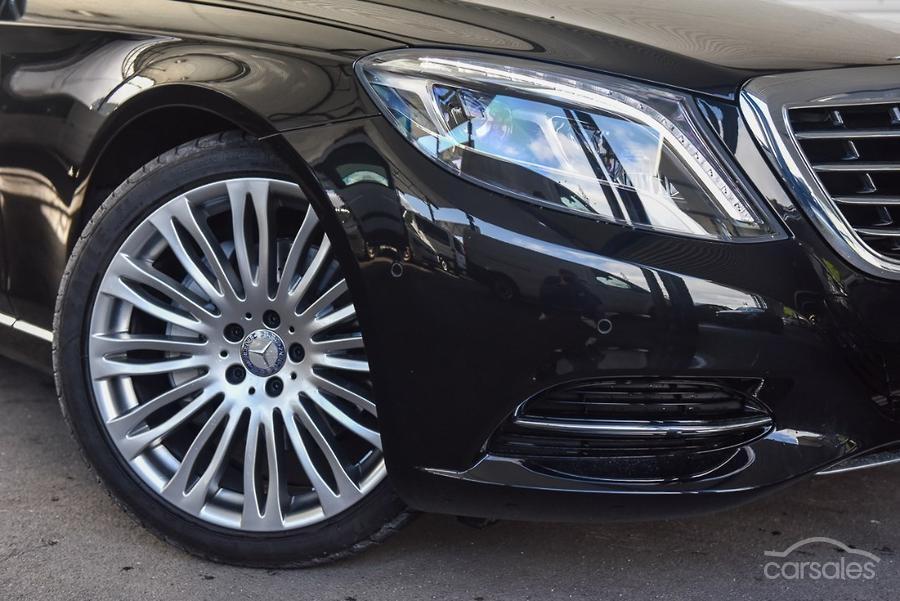 2016 Mercedes-Benz S 350 Sedan