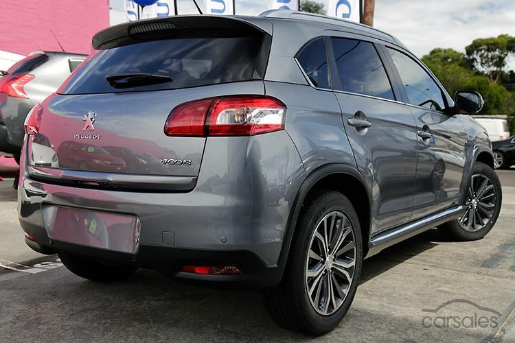 2015 Peugeot 4008 Active (No Series)