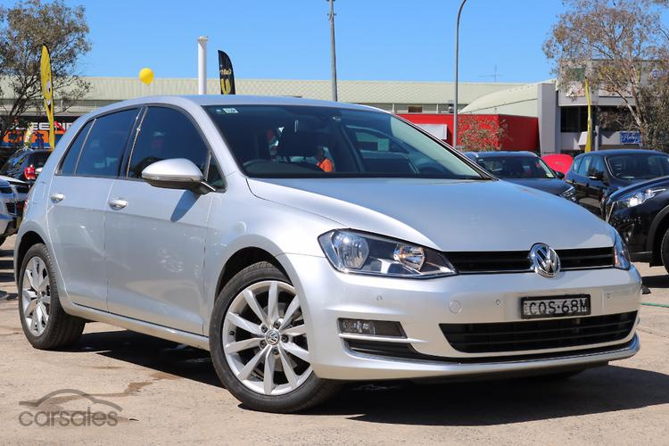 2013 Volkswagen Golf 103tsi Highline