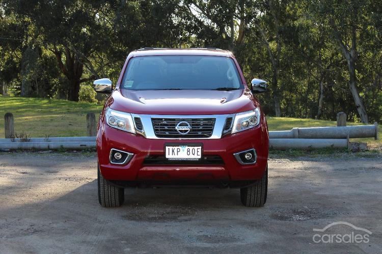 2016 Nissan Navara D23 Series 2