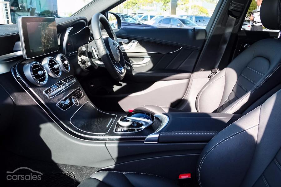 2016 Mercedes-Benz C 250 Wagon
