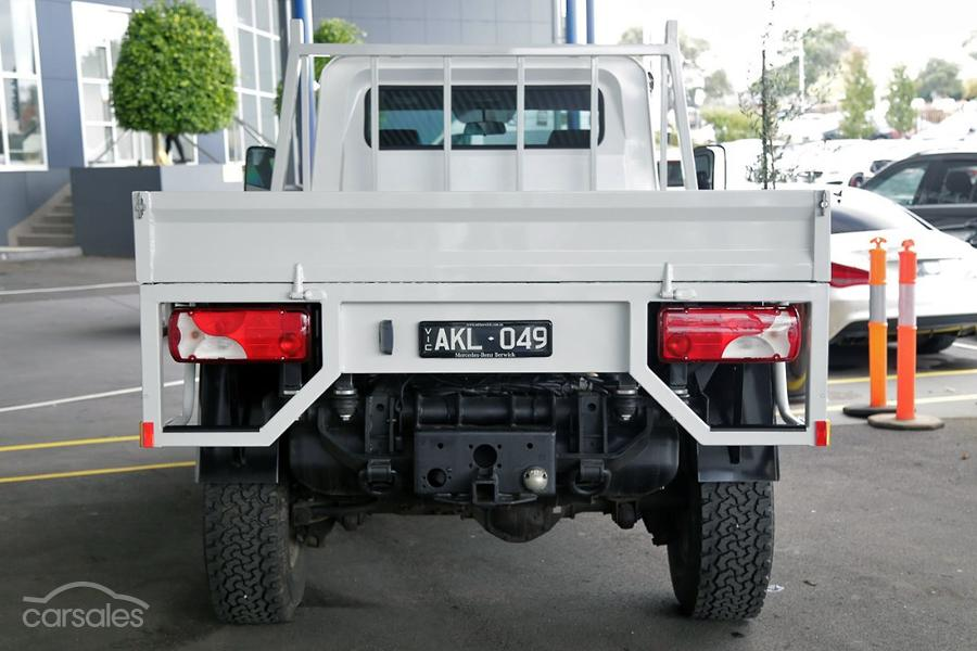 2016 Mercedes-Benz G 300 Cab Chassis