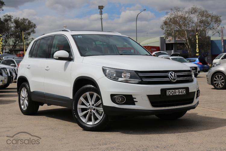 2015 Volkswagen Tiguan 5N