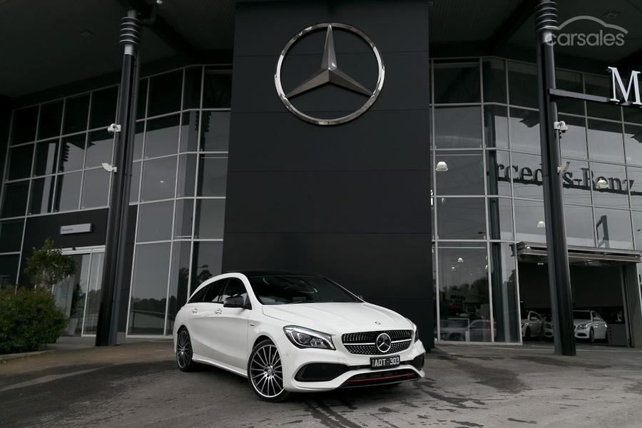 2017 Mercedes-Benz CLA 250 Wagon