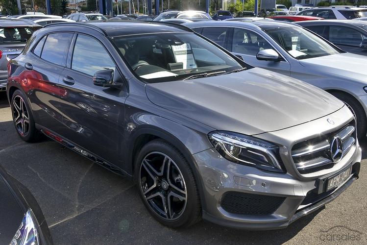 2017 mercedes benz gla 180 wagon mercedes benz for Mercedes benz gla 180