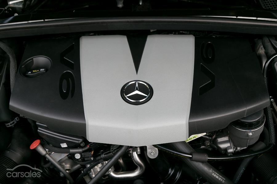 2012 Mercedes-Benz R 350 CDI Wagon