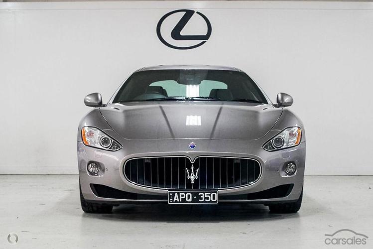 2011 Maserati Granturismo  M145