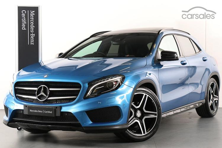 2017 mercedes benz gla 180 wagon mercedes benz for Mercedes benz sydney service