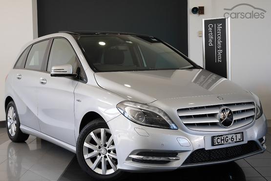 2012 Mercedes-Benz <br>B 180