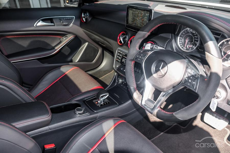 2014 Mercedes-Benz A 45 Hatch