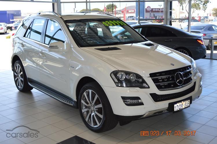 2011 mercedes benz ml 300 cdi wagon mercedes benz for Mercedes benz ml 300