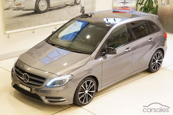 2014 Mercedes-Benz <br>B 200