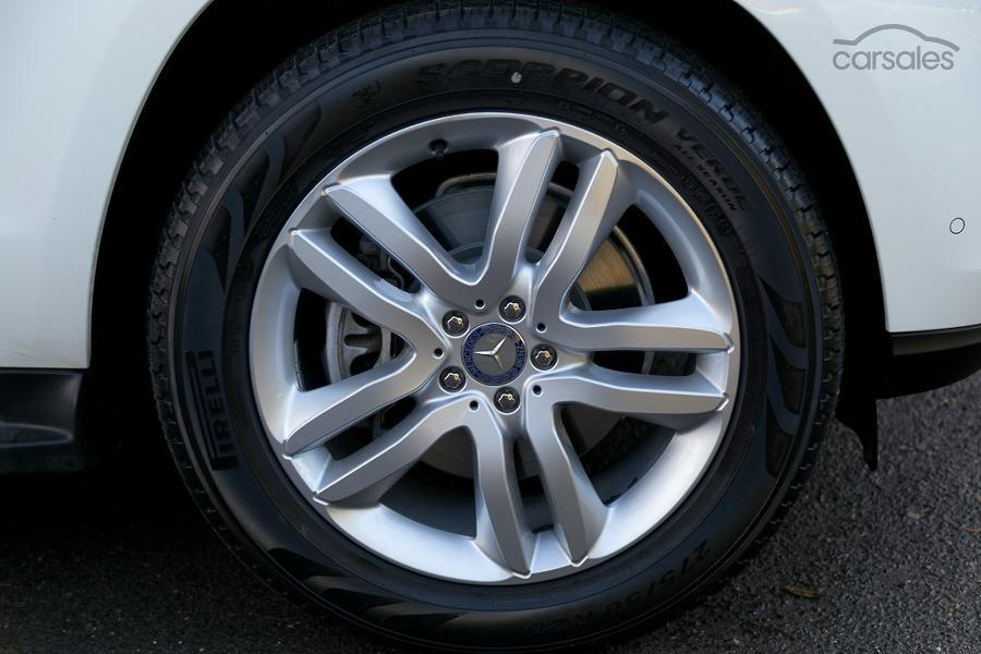 2013 Mercedes-Benz GL 350 Wagon