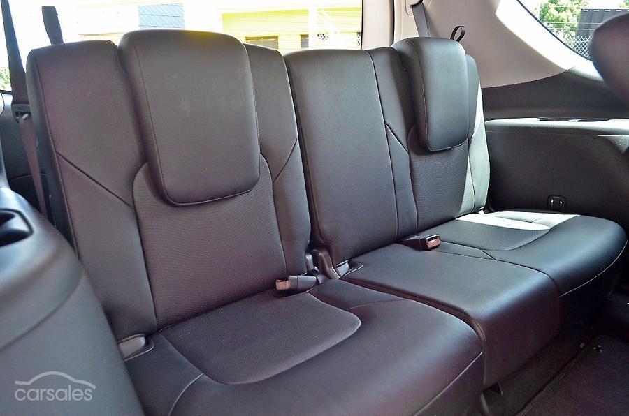 2016 Nissan Patrol Ti-L Y62 Series 3
