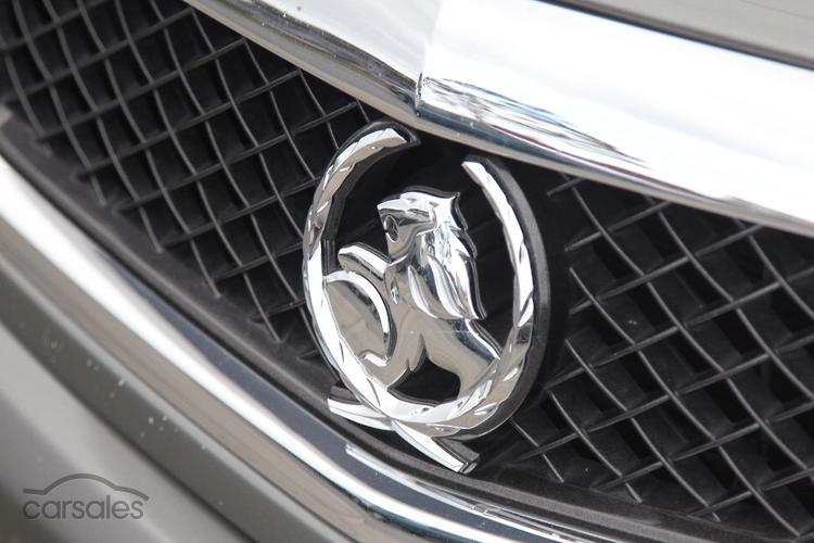 2012 Holden Caprice V WM Series II