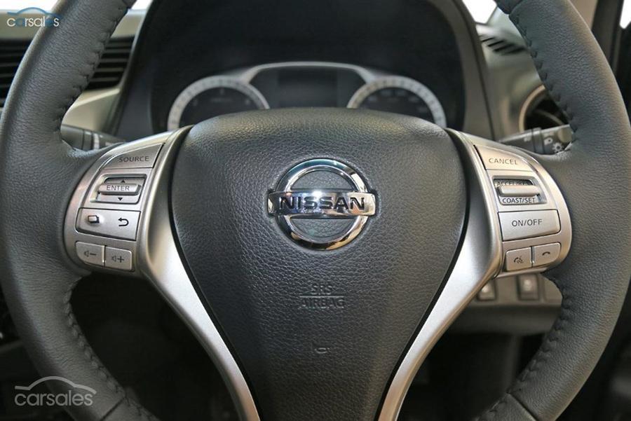 2017 Nissan Navara ST D23 Series 2