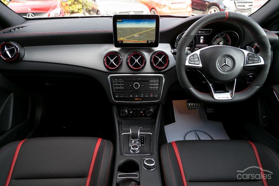 2017 Mercedes-Benz GLA 45 Wagon