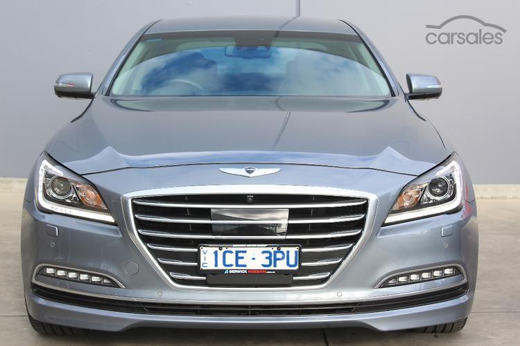 2014 Hyundai Genesis Sensory Pack DH