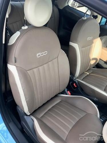 2014 Fiat 500 Lounge Series 3