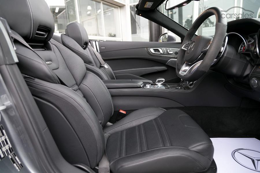 2017 Mercedes-Benz SL 63 Roadster