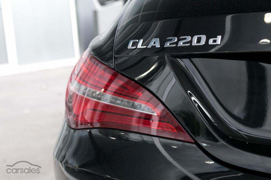 2017 Mercedes-Benz CLA 220 Wagon