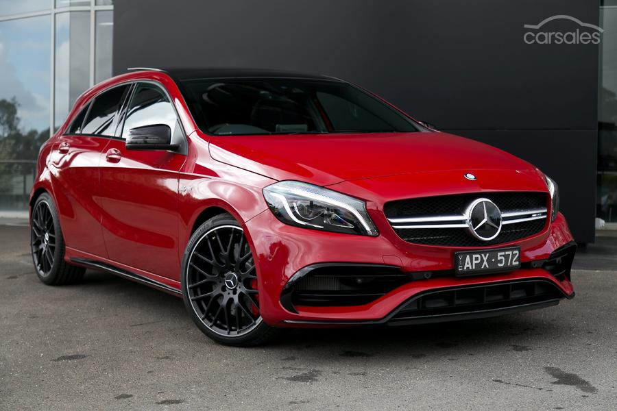 2017 Mercedes-Benz A 45 Hatch
