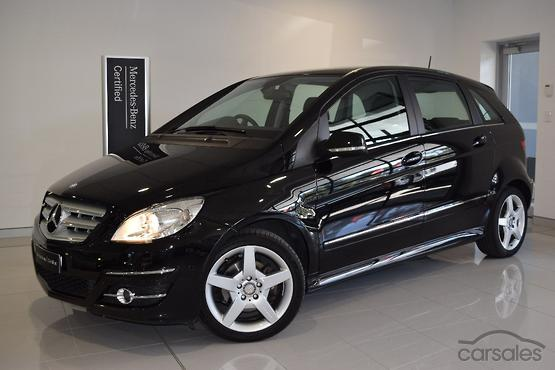 2010 Mercedes-Benz <br>B 200