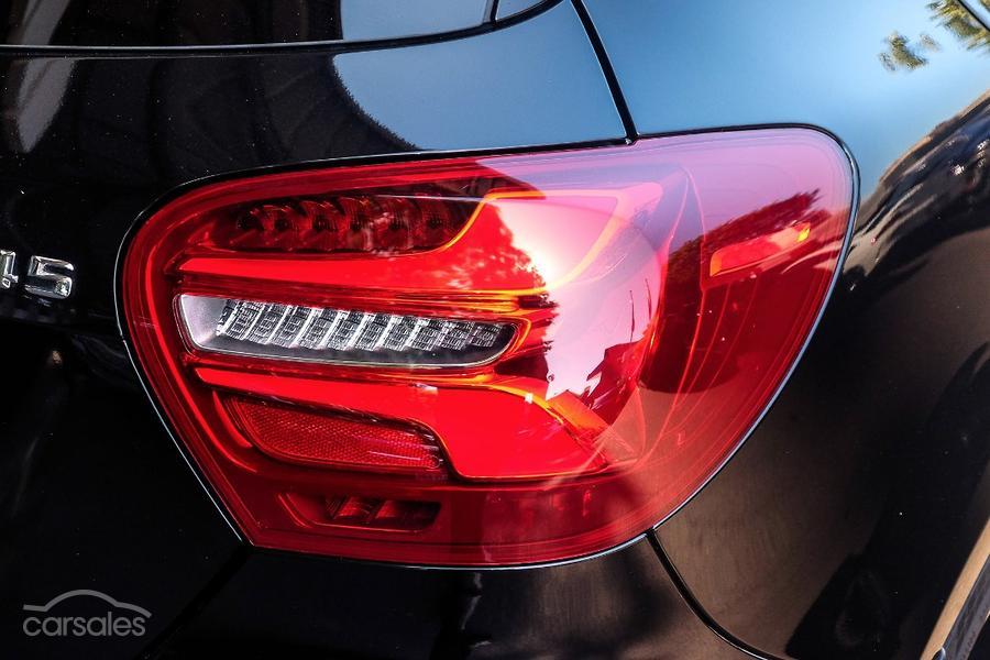2016 Mercedes-Benz A 45 Hatch