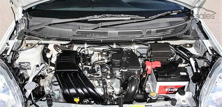 2014 Nissan Micra ST K13 Manual MY13