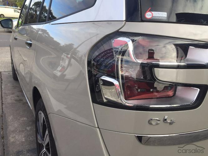 2017 Citroen Grand C4 Picasso Exclusive B7