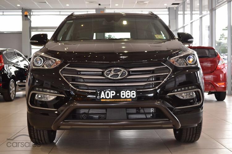 2017 Hyundai Santa Fe Active X DM5 Series II
