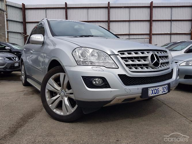 2010 Mercedes-benz Ml500 Sports Luxury W164