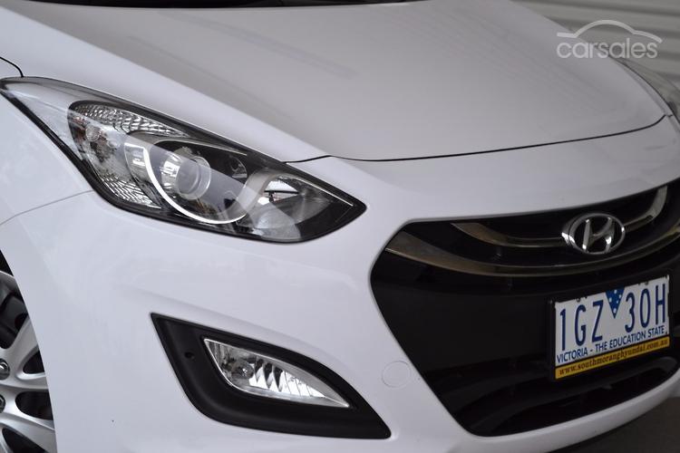 2014 Hyundai I30 Active GD2