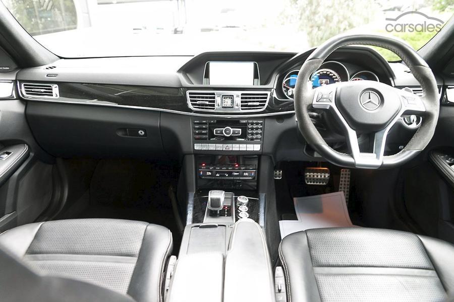 2013 Mercedes-Benz E 63 Sedan