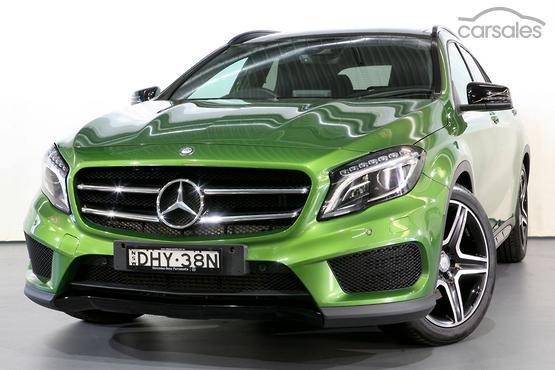 2016 Mercedes-Benz <br>GLA 250