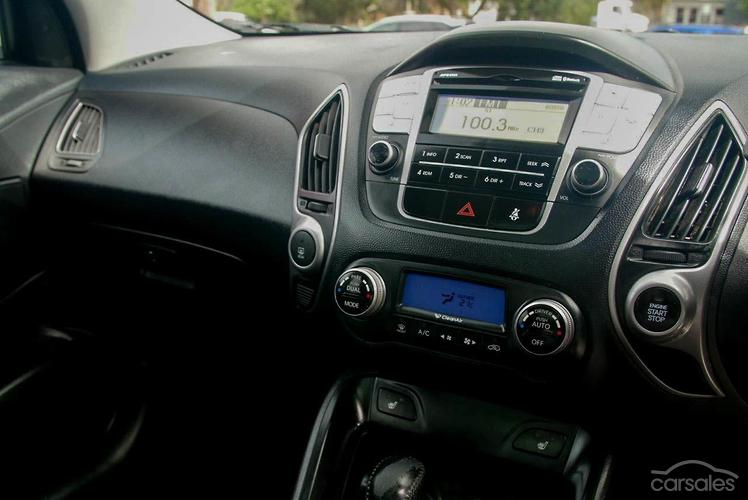 2011 Hyundai Ix35 Highlander LM